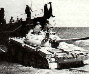 Captured T-54